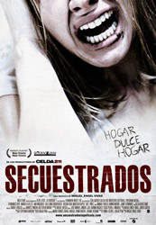 Secuestrados, cartel