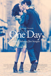 Cartel de la película One Day
