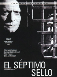 Cartel de la El Séptimo Sello