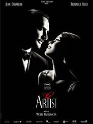 Cartel de la película The Artist