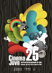 Cinema Jove 2010 - Cartel