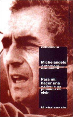 Libro Antonioni