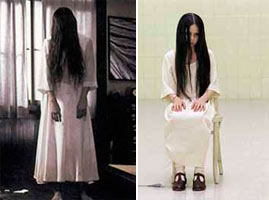 The ring/El aro/Ringu 1998/2001