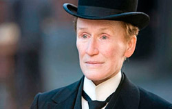 Glenn Close en Albert Nobbs