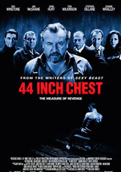 44 Inch Chest