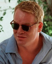El talento de Mr. Ripley, Philip Seymour Hoffman