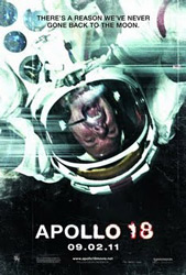 Cartel de la película Apollo 18