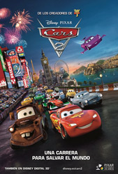 Cars 2, cartel