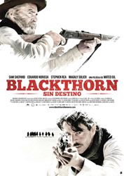 Cartel de la película Blackthorn