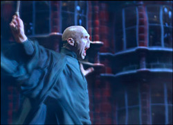 Lord Voldemort, en Harry Potter