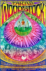 Cartel Destino Woodstock
