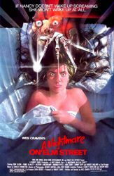 Pesadilla en Elm street cartel