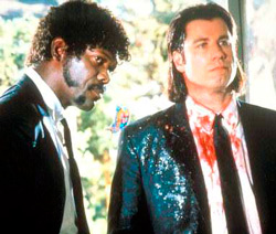 Pulp Fiction, la película
