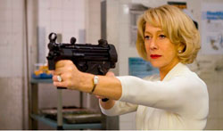 Hellen Mirren en Red