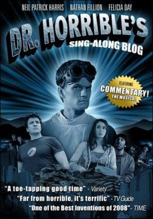 Dr. Horrible poster