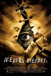 Jeepers Creepers, cartel