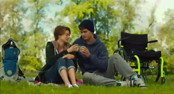 Fotograma de The Fault in Our Stars