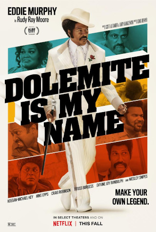 Dolemite is my name afiche
