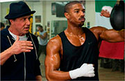 rocky stallone creed