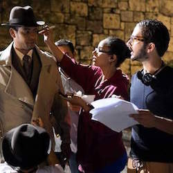 Making of Detective Willy