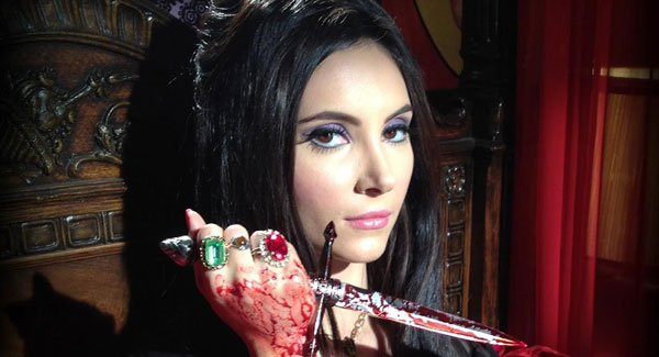 The Love Witch, fotograma