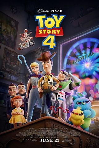 Toy Story cartel