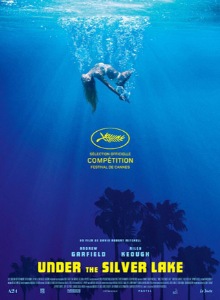 Under the Silver Lake, cartel