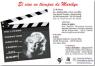 Programa del ciclo El cine en tiempos de Marilyn