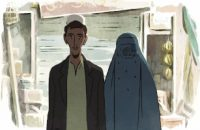 Les hirondelles de Kaboul Crítica Portada