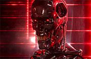 Terminator esqueleto