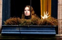 La muejr en la ventana - Portada